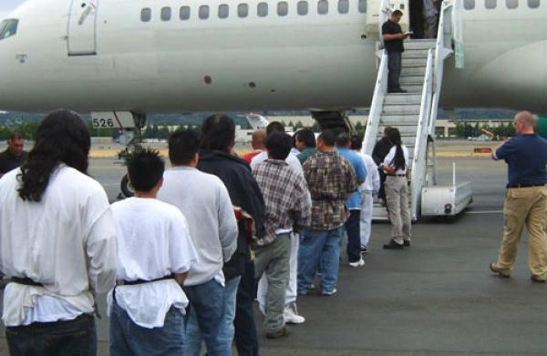 U.S. Government Loses File and Deports a Legal Immigrant